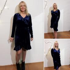 Fransa 20604970/marin klänning