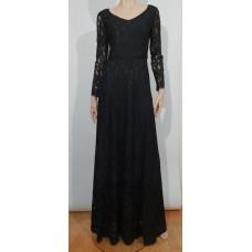 Ril's 18525/svart klänning