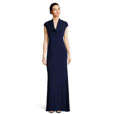 Adriana Papell AP1E202962/marin långklänning