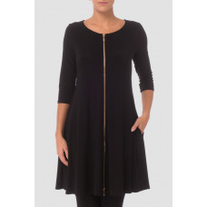 Ribkoff 181050 svart Tunika/klänning
