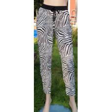 Cosy House byxa zebra svartvit OR5179