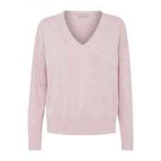 Fransa 20605202/ljusrosa tröja