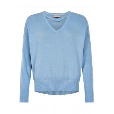 Fransa 20605202/ljusblå tröja