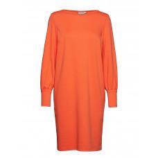 Fransa 20605331/rödorange klänning/tunika