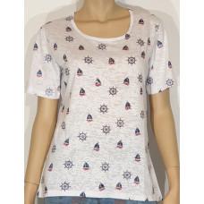 Gabriella K 31203 T-shirt navy