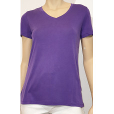 Marinello 71207/purple V T-shirt