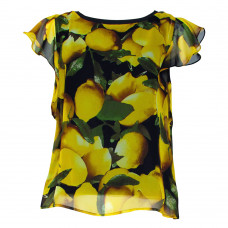 Smashed Lemon 18535 Blus/ Top