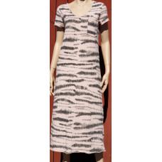 Stajl Agenturer klänning/tunika 8837 rosa