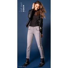 Stehmann Texas-705W/grå jeans