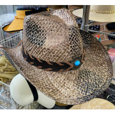 Train of trend cowgirlhat