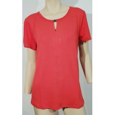 Fransa 20604281/korallröd T-shirt