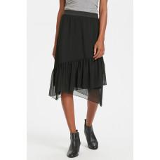 Fransa 20605442/svart kjol