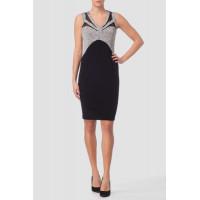 Ribkoff 171452/svart klänning